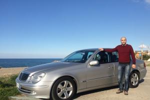 Chauffeur Imbesi - Transfer - Sizilien