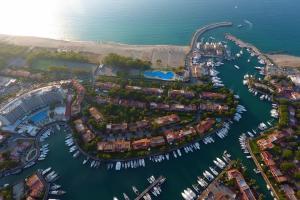 Portorosa - Yachthafen - Sizilien