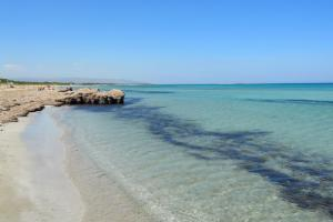 Strand vom Naturschutzgebiet Vendicari