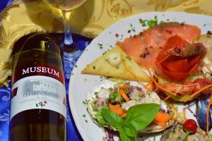 Sicilian fish specialties