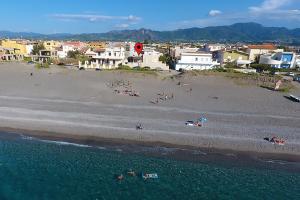 Ferienwohnung in Sizilien direkt am Meer