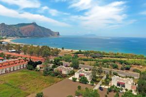 Die Villa Iolanda nur 150m vom Strand entfernt