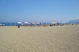 Ferienwohnung in Sizilien am Strand