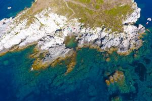 Felsenbucht auf dem Capo Milazzo