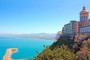 Felsenkloster und Naturschutzgebiet am Capo Tindari