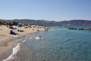 Der Strand in Sizilien nur 4 km entfernt