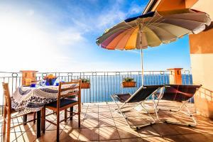 In dieser Ferienwohnung in Sizilien am Meer können Sie entspannen