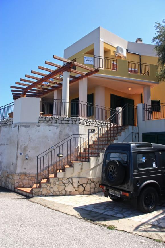 Casa Saracena IV mit fantastischem Meerblick
