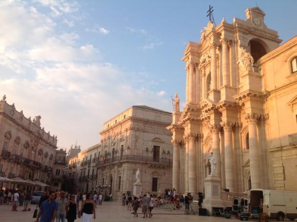 Ortigia - Altstadt von Siracusa
