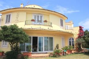 Ferienhaus Sizilien Villa Panoramica dello Stretto