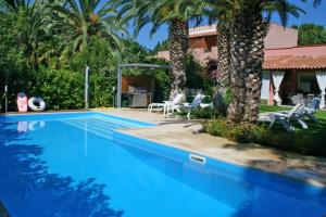 Luxusvilla mit Pool in Sizilien
