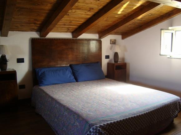 Schlafzimmer für bis zu 4 Personen