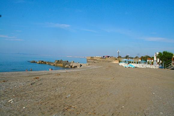Direkt am Strand von Terme Vigliatore