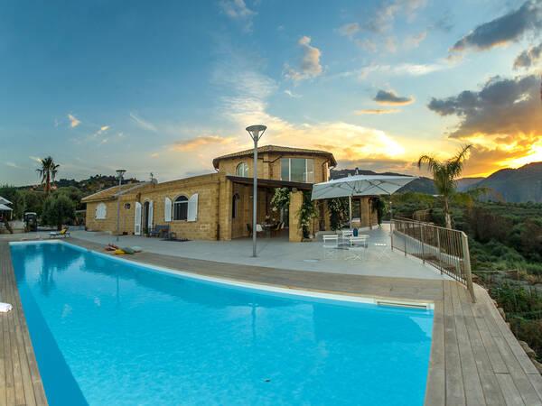 Villa Giulia - Urlaub auf Sizilien am Meer