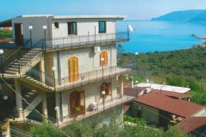 Ferienwohnung mit Meerblick in Sizilien