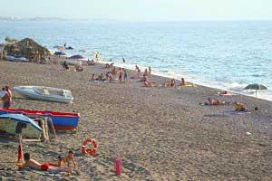 Strand von Spinesante