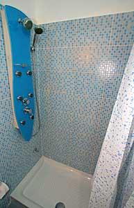 Hydromassage-Dusche