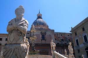 Altstadt von Palermo
