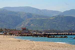 Strand von Tonnarella
